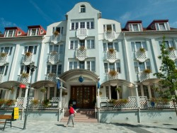 Hotel Erzsébet Heviz