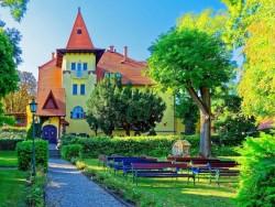 Fried Schloss Hotel & Restaurant Simontornya