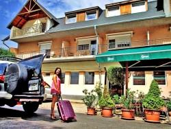 Hotel Wolf Sarvar