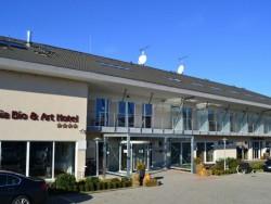 Szépia Bio & Art Hotel Zsambek