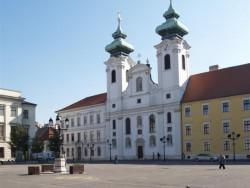Benedektinerkirche von St. Ignatius von Loyola - Győr