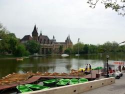 Burg Vajdahunyad - Budapest Budapest