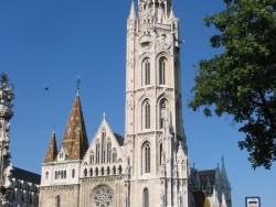 Matthiaskirche - Budapest Budapest