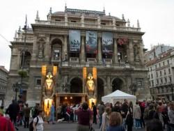 Ungarische Staatsoper - Budapest Budapest