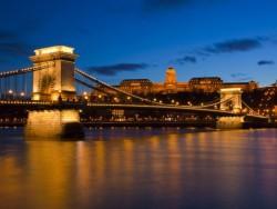 Széchenyi Kettenbrücke - Budapest Budapest