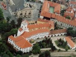 Bischofsburg und Bischofspalast. - Győr Győr