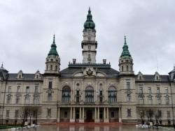 Rathaus - Győr Györ