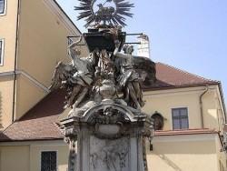 Statue der Bundeslade - Győr Győr