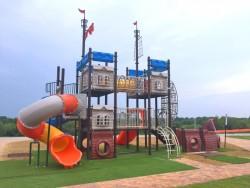 Hókusz-Pókusz Abenteuerpark Nyíradony-Tamásipuszta
