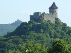 Burg Somoskő Somoskő