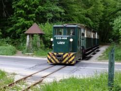 Waldbahn Lillafüred - Miskolc Miskolc