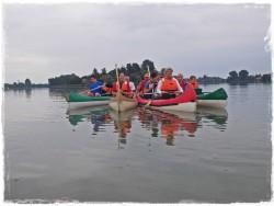 Požičovňa člnov a kanoe Malý Dunaj Ráckeve
