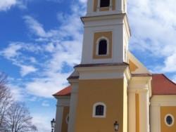 Römisch-katholische Kirche - Balatonkeresztúr Balatonkeresztúr