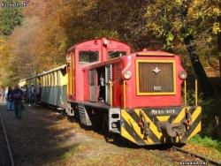 Waldbahn - Szilvásvárad Szilvásvárad