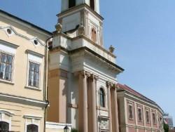 Piaristický kostol Veszprem
