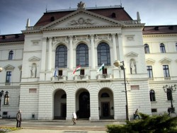 Komitatshaus - Veszprém