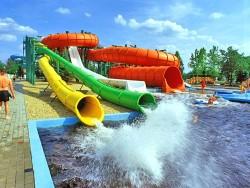 Hungarospa - Heilbad, Freibad & Aquapark Hajduszoboszlo