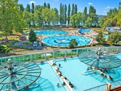 Dagály Thermalbad und Schwimmbad Budapest