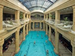 Gellért Thermalbad und Schwimmbad - Budapest Budapest