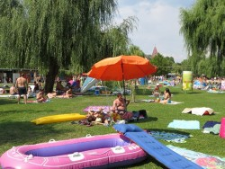 Keszthely - Stadtstrand (Varosi strand) Keszthely
