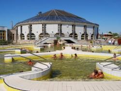 Tiszaújváros - Thermalbad und Spa Tiszaújváros