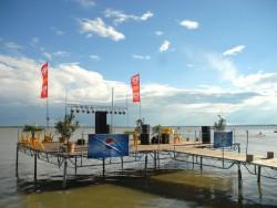 Vonyarcvashegy - Strand Lido  Vonyarcvashegy