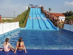 WF Szabadidőpark - areál voľného času s kúpaliskom Komarom