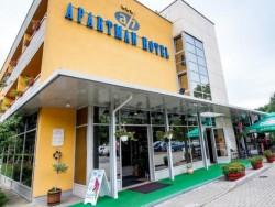 Nebensaison 2019 im Apartman Hotel Bükfürdö