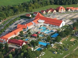 1. Mai im Kehida Thermal Spa (Hotel Thermal) Kehidakustany