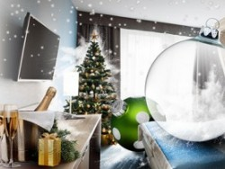Weihnachtsfest Europa Fit Heviz