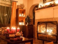 Weihnachten in Villa Kaktusz Heviz