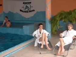 Kincsem Wellness Hotel Kisber